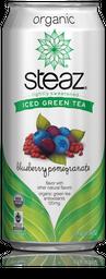 Té Orgánico Steaz Blueberry 473cc