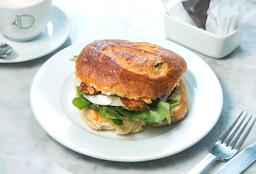 🥪 Sándwich Capresse en Pan
