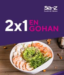 Gohan 2x1.... $7500