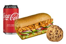Sándwich Premium en Combo