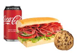 Sándwich Clásico en Combo