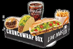 Crunchwrap Box
