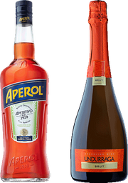 Aperol + Undurraga Brut