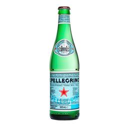 Agua San Pellegrino con gas 500 ml