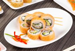 Sushi Sake Ebi Furai