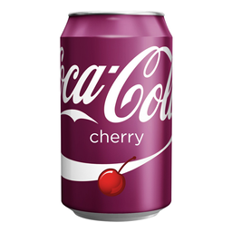 Coca Cola Cherry 350 cc