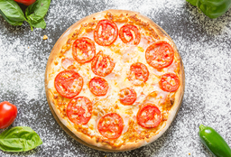 Pizza Napolitana Individual
