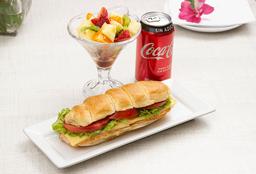 Combo Sandwich de la Flor