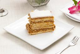 Hoja-Manjar y Crema Pastelera