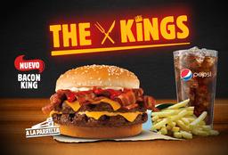Combo Bacon King