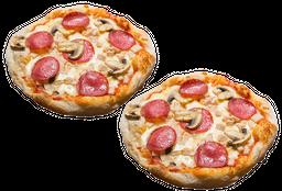 2 Pizzas  Florencia