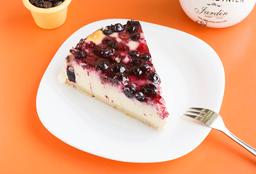 Porción Cheescake de Berries