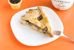 Porción Kuchen de Manzana