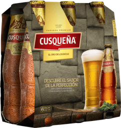Cusqueña Sixpack 330mL/u