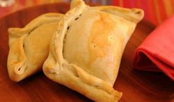 Empanaditas de Frambuesas y Nuez