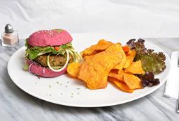 🍔Veggi Burger (V)