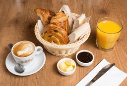 Desayuno le Fournil