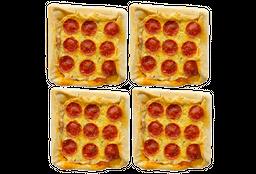 Pepperoni Familiar + BEBIDA 1,5 de REGALO