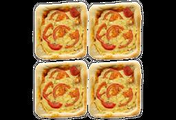 Queso y Tomate Familiar + BEBIDA 1,5 de REGALO
