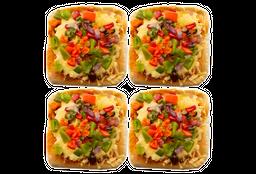 Vegetariana Familiar + BEBIDA 1,5 de REGALO