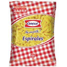 Fideo Carozzi 400 Gr, Espirales