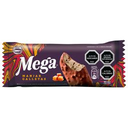 Helado Mega Savory 90 Ml, Manjar Galleta
