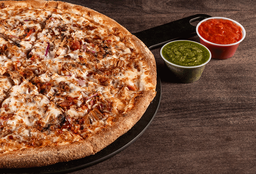 Pizza Pulled Pork Familiar