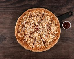 Pizza Chicken BBQ Familiar