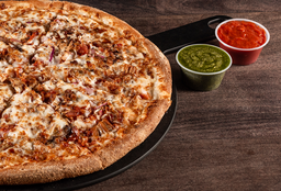 Pizza Pulled Pork XL