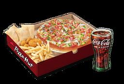 Pizza Veggie Lovers Individual (Big Hut Box)