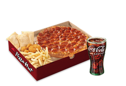 Pizza Pepperoni Individual (Big Hut Box)