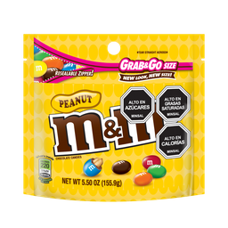 Chocolate M&M  Peanut 156 g