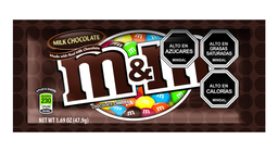 M&M Negro Chocolate 48g
