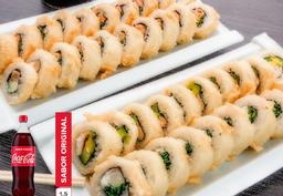 Hot Sushi 40 Unidades