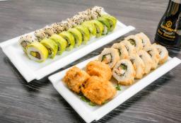 🍣 Happy Sushi - 33 Piezas