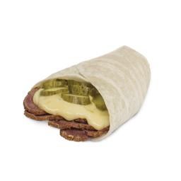 Wrap Hot Pastrami