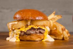 🍔Cheese Burger (150 gr.)