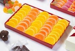 Gomitas Naranja Limón Grande