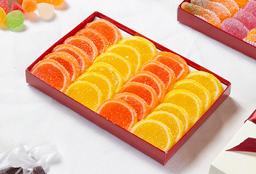 Gomitas Naranja Limón Chica