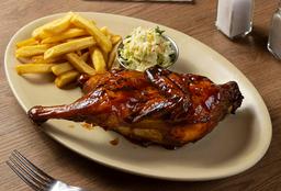 BBQ Half Chicken
