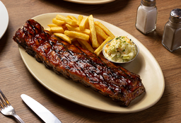 Baby Back Ribs (Costillar Entero 24 oz)