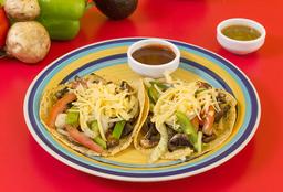 Servido en Tacos o Tostadas