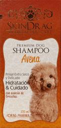 SkinDrag Premium Dog Shampoo Avena 250ml
