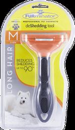 FURminator Long Hair Dog Medium