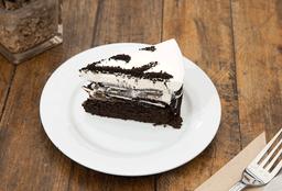 Porción de Torta Oreo