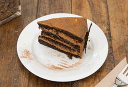 Porción de Torta Chocotorta