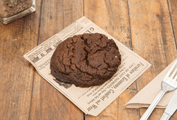 Galletón de Doble Chocolate