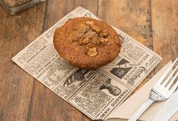 Muffin de Plátano y Nuez