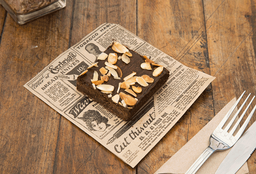 Brownie con Almendras