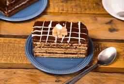 Torta trufa manjar